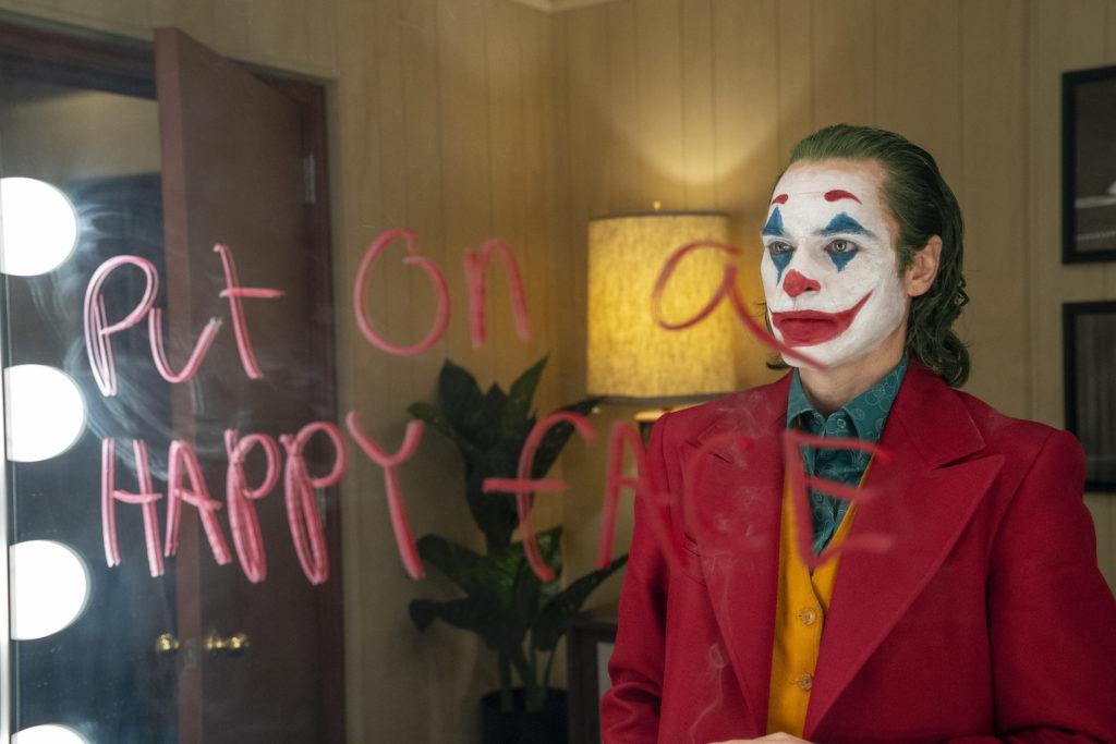 filme Joker, com Joaquin Phoenix